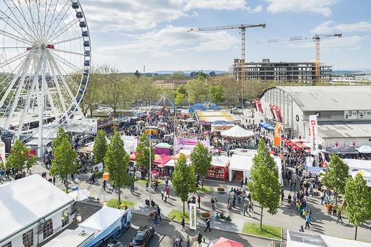 BEA 2015: Berner Frühlingsmesse - HES-SO Valais-Wallis