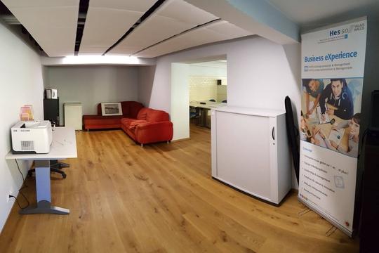 Business experience accueille ses 36 entrepreneurs en for Entrepreneur maison