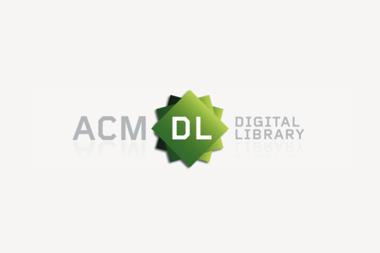 Article on Activity evaluation is now available in the ACM Digital Library