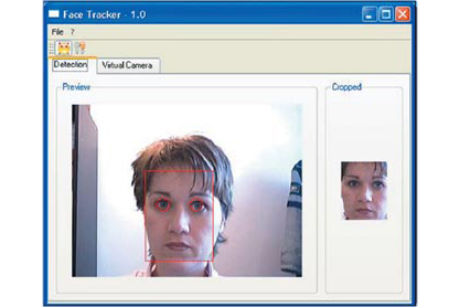 Face Tracker & BioLogin