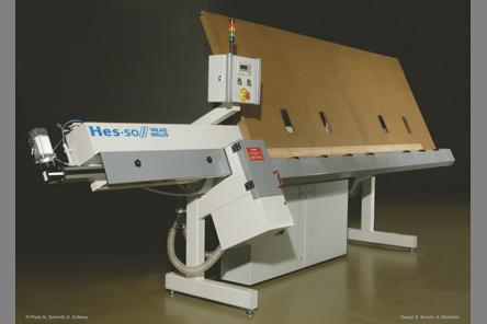 Machine pour la fabrication de stores hes so valais wallis - Machine de fabrication de treillis a souder ...