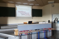 SAP Academic Competence Center Switzerland : workshop international @ IUT Nice