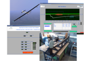 SolarImpulse Data Acquisition System Test Bench