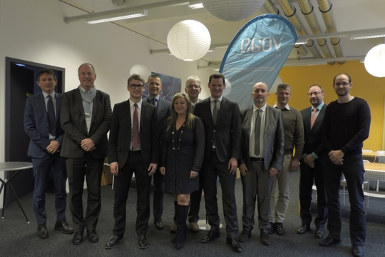 Le eGov Innovation Center se dote d'un Advisory Board regroupant Conseillers d'Etats, Chefs de service et Professeurs