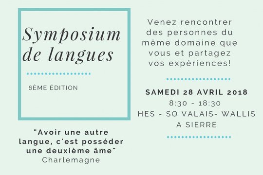 Language Symposium