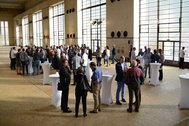 L'Afterwork Energy à l'usine de Chandoline