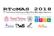 Organization of the first International Workshop on Real-Time Multi-Agent Systems