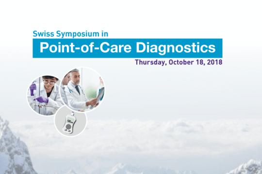 Swiss Symposium in Point-of-Care Diagnostics 2018