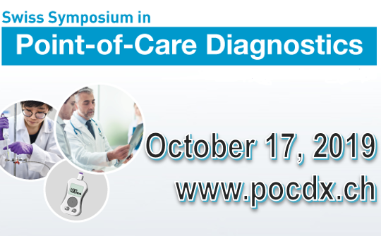 Swiss Symposium in Point-of-Care Diagnostics 2019