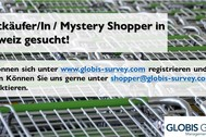 Ab sofort Testkäufer/In / Mystery Shopper in Ilanz gesucht!