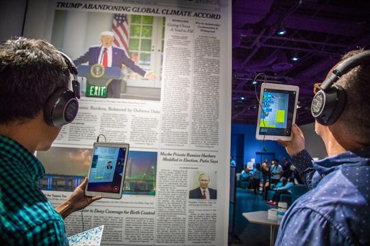 Intelligence artificielle au service des médias : moins de fake news et plus d'éthique