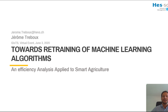 Increasing agricultural efficiency through machine learning