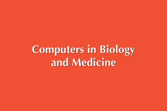 Paper accepted in Computers in Biology and Medicine