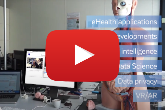 Find out more about our eHealth activities (on video)