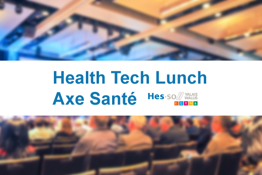 Health Tech Lunch - Habitat Seniors : l'adaptation du logement au grand âge - Lara Allet