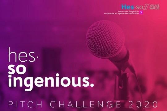 Ingenious Pitch Challenge 2020
