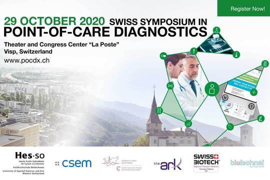 Swiss Symposium in Point-Of-Care Diagnostics