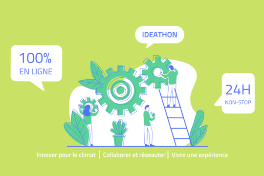Climathon : Time for change, be the change